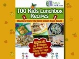 Proud Contributor to Indus Ladies '100 Kids Lunchbox Recipes' Book