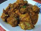 Two Step Chicken Curry (An easy chicken recipe)