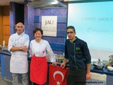 Inspiring flavors at our Turkish Cookery Course in Amman, Jordan