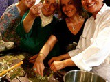 Our Turkish Cookery Course in Amman, Jordan; a Very Special Trip