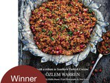 Ozlem's Turkish Table-Winner of Gourmand World Cookery Book Award and Festive Ideas