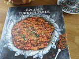 Signed copies of Ozlem's Turkish Table are back! Recipes and Events