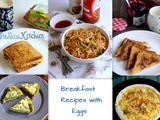 20 Easy Egg Recipes for Breakfast-Lunch-Dinner