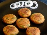 Aloo Tikki-How to make Aloo Tikki-Potato Cutlets