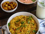 Bulgur Khichdi Recipe-Bulgur Recipes-Healthy Lunch Menu Ideas with Bulgur