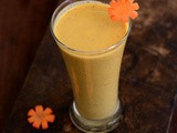 Carrot Milkshake Recipe-Carrot Recipes