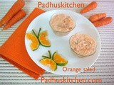 Carrot Orange Salad Recipe