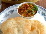 Chole Bhature Recipe-Punjabi Chole Bhature-Channa Bhatura Recipe