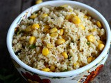 Couscous with Sweet Corn Recipe-Easy Couscous Recipes
