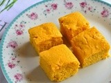 Custard Powder Cake Recipe-Eggless Custard Powder Cake-Cake Recipes