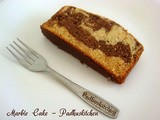 Eggless Marble Cake-How to make Marble cake