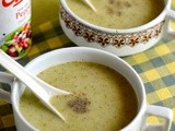 Healthy Broccoli Soup Recipe-Simple Broccoli Soup-Low Fat Broccoli Soup