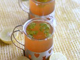 Iced Lemon Tea-Iced Lemon Tea Recipe