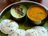 Kanchipuram Idli Recipe-Easy South Indian Kancheepuram Idli