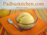 Mango Ice Cream-Mango Ice Cream Recipe