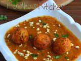 Paneer Kofta Recipe-Paneer Kofta Curry-Paneer Recipes