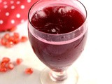 Pomegranate Beetroot Juice Recipe-Healthy Summer Coolers