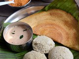 Protein Rich Green Gram Idli-Dosa-No Rice-Pachai Payaru Idli Dosai Recipe