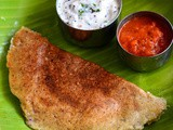Quinoa Adai-Quinoa Adai Dosa Recipe without rice-Easy Indian Quinoa Recipes