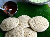 Quinoa Idli Recipe-Healthy Breakfast-Dinner Recipes