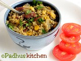 Quinoa with Beans and Corn-Quinoa Beans Corn Pilaf-Healthy Easy Quinoa Recipes