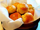 Buttery Parker House Rolls ~ And Happy Veterans Day