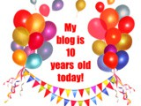 My Family, My 10 Year Blogiversary, Milton Hershey, Chocolate Chip Cookies and more
