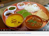 Doordarshan on Parsi Cuisine
