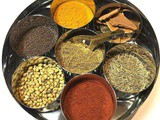 Purchase Dhansak Masala, Indian Curry Powder, Spices and Herbs, Nuts and Parsi Vasanu, Badam Pak items