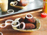 Bengali Style Mutton Croquettes Or Mangsher Chop