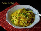 Bhat Bhaja Or Leftover Rice Polao