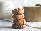 Kids' Friendly Almond Butter Cookies