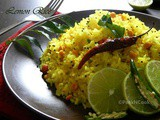 Spicy South Indian Lemon Rice Recipe