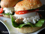 Summer Special Chicken Burger Or Chicken Sandwich Recipe