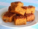 Savoury Cake with Peanuts and Graviera - Greek Recipe