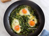 Swiss Chard and Eggs