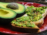 Avocado Toast: Because It's Nature's Butter, Bitch