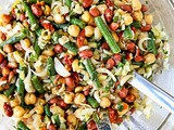 15-Minute Three Bean Salad
