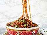 Aromatic Sour Egg Noodles
