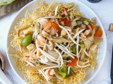 Easy Cantonese-Style Chow Mein / Sara Udon