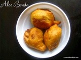 Aloo Bonda Recipe - Potato Bonda - Quick, Easy and Healthy snacks