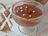 Chocolate Pudding Recipe | Easy Pudding (without Egg) | No-Gelatin, No-Agar Agar Pudding in 15 mins