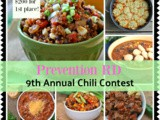 9th Annual Chili Contest — Now Accepting Entries