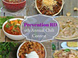9th Annual Chili Contest: Round-Up and Winner Announced