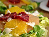 Citrus Salad with Coconut