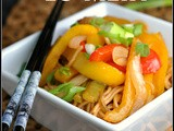 Meatless Monday: Easy Vegetable Lo Mein