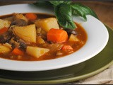Meatless Monday: Vegetarian Guinness Stew