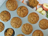 Morning Glory Muffins + Weekly Menu