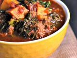 Paleo Sweet Potato and Kale Chili {Whole30}