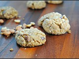 Peanut Butter Bacon Cookies + Weekly Menu